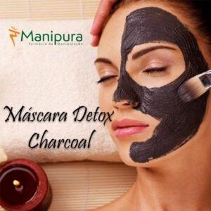 Máscara detox charcoal