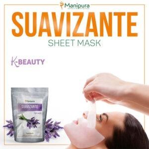 sheet mask suavizante