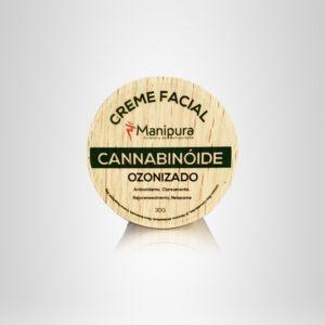 creme facial cannabinoide