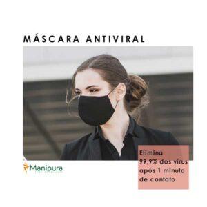 mascara antiviral